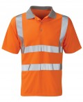 Rail spec polo shirt