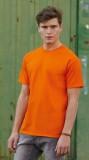 Orange Valueweight T-shirt