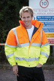 Hi Vis Yellow/Orange