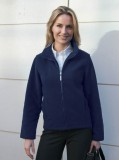 Corporate fleece jacket