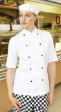 Lightweight Chefs Jacket