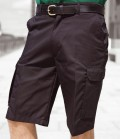 HL241 - Black cargo shorts