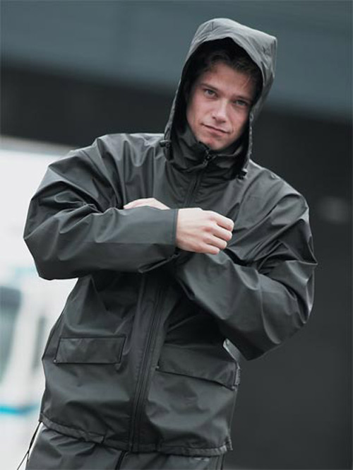 helly hansen voss waterproof jacket workwear fast. Black Bedroom Furniture Sets. Home Design Ideas