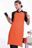 Bib apron with pocket