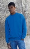 Royal Blue - Raglan sleeve sweatshirt