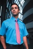 Premier Short Sleeve Poplin Shirt - PR202