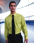 Premier Long Sleeve Poplin Shirt - PR200