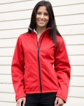 RS209F Ladies Softshell Jacket